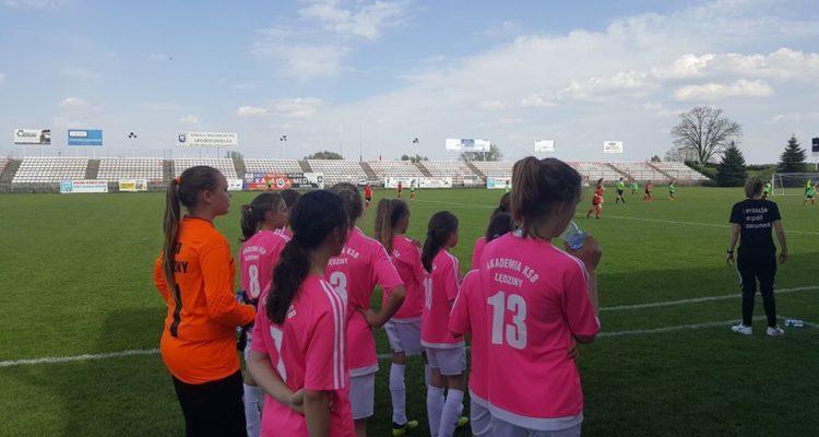 Ostatni mecz w lidze młodziczek U13