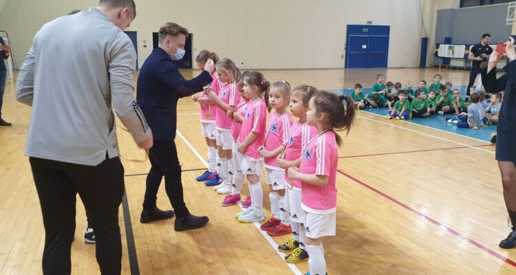 Halowy Turniej Piłki Nożnej w Mysłowicach
